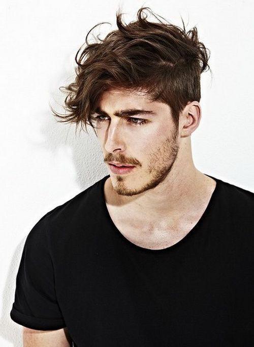 Best ideas about Unique Mens Hairstyles . Save or Pin Classy and Unique Medium Top Mens Hairstyles Undercut 2014 Now.