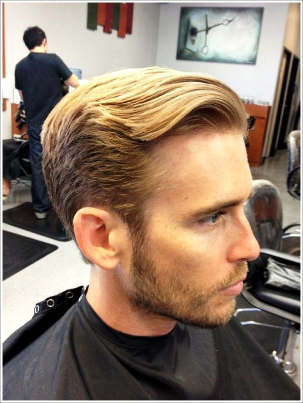 Best ideas about Unique Mens Hairstyles . Save or Pin Pinterest • The world's catalog of ideas Now.