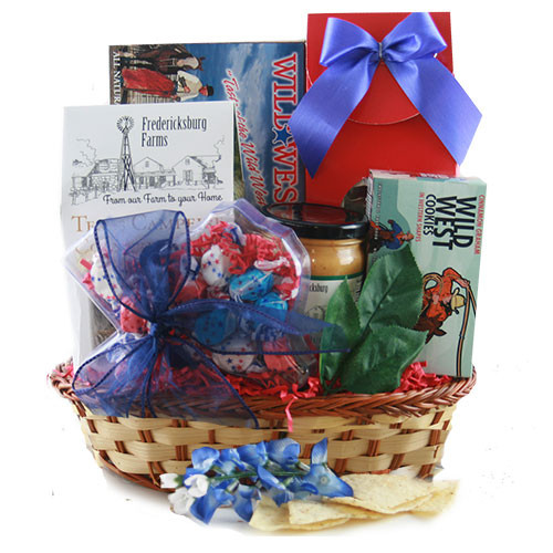 Best ideas about Unique Texas Gift Ideas . Save or Pin Southwestern & Texas Gift Baskets Home on the Range Texas Now.