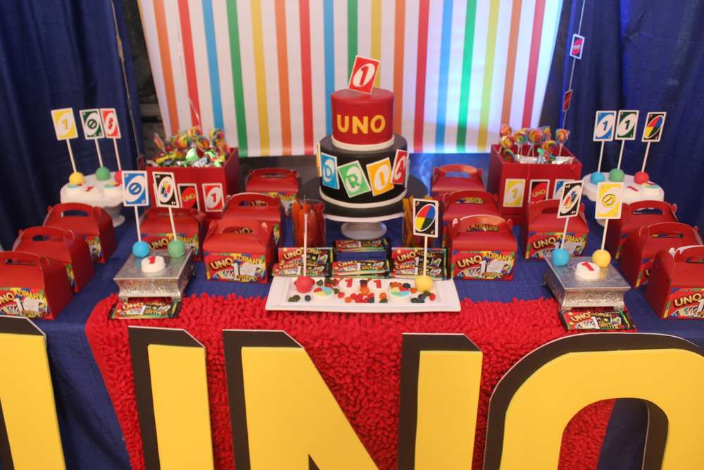 Best ideas about Uno Birthday Party . Save or Pin Uno Birthday Party Ideas 5 of 22 Now.