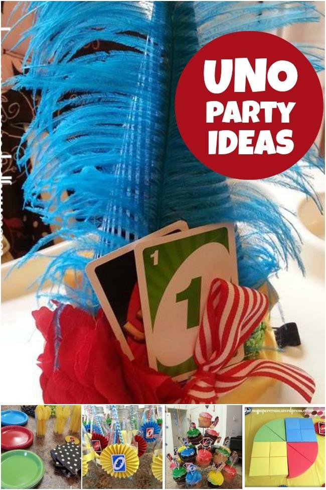 Best ideas about Uno Birthday Party . Save or Pin Uno Terrific 1st Birthday Party Spaceships and Laser Beams Now.