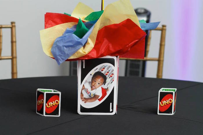 """Best ideas about Uno Birthday Party . Save or Pin Kara s Party Ideas """"Uno"""" Themed First Birthday Party Now."""