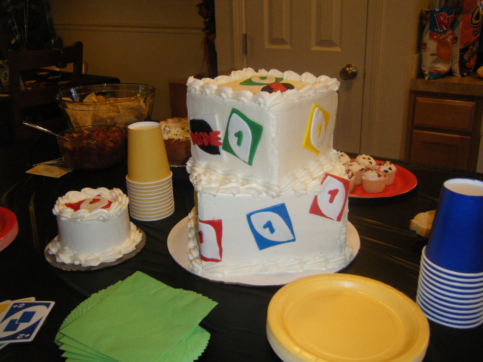"Best ideas about Uno Birthday Party . Save or Pin the best t Kane s ""UNO"" Birthday Party Now."