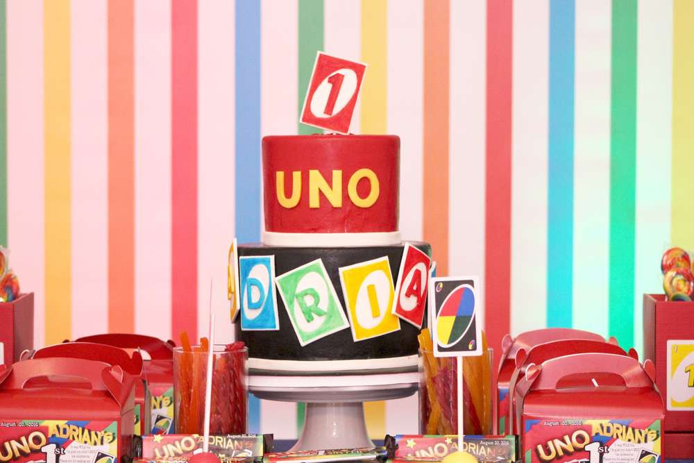 Best ideas about Uno Birthday Party . Save or Pin Uno Birthday Party Ideas 1 of 22 Now.