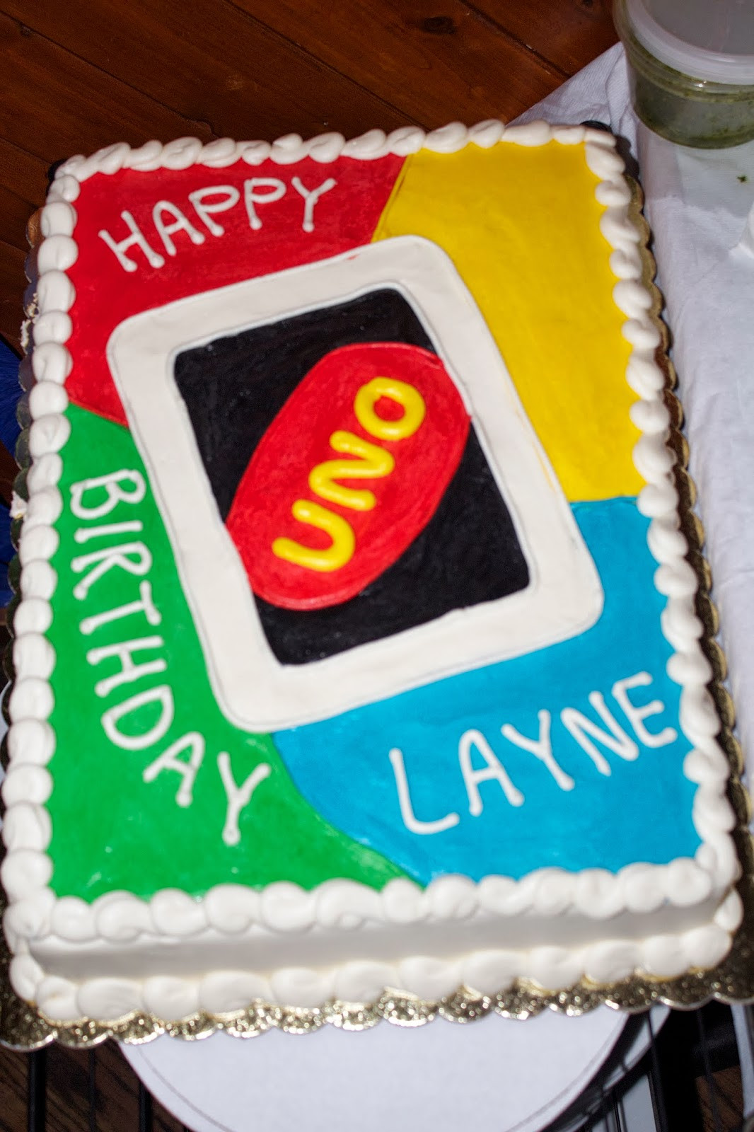 Best ideas about Uno Birthday Party . Save or Pin The Winchester Years Layne s UNO Birthday Party Now.