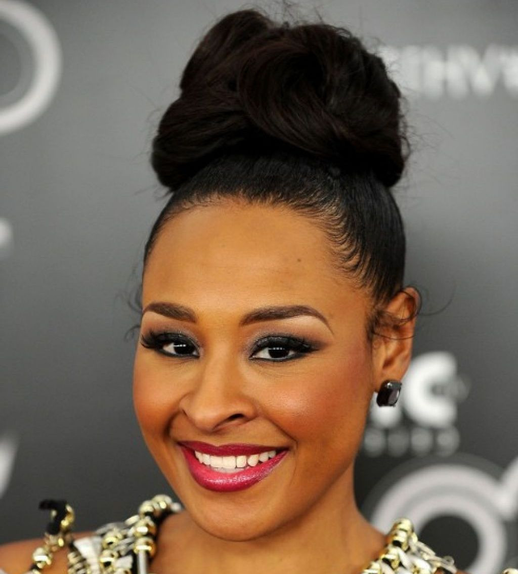 Best ideas about Updo Hairstyle . Save or Pin 15 Updo Hairstyles for Black Women Who Love Style Now.