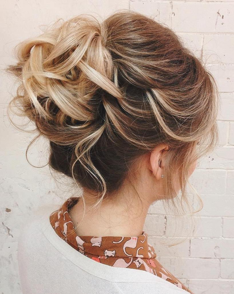 Best ideas about Updo Hairstyle . Save or Pin 60 Updos for Thin Hair That Score Maximum Style Point Now.