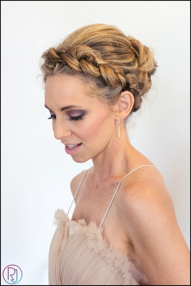 Best ideas about Updo Hairstyle . Save or Pin 17 Jaw Dropping Wedding Updos & Bridal Hairstyles Now.