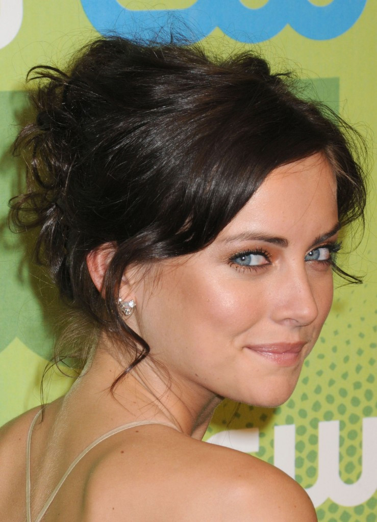 Best ideas about Updo Hairstyle . Save or Pin June 2013 celebrity hairstyles Now.