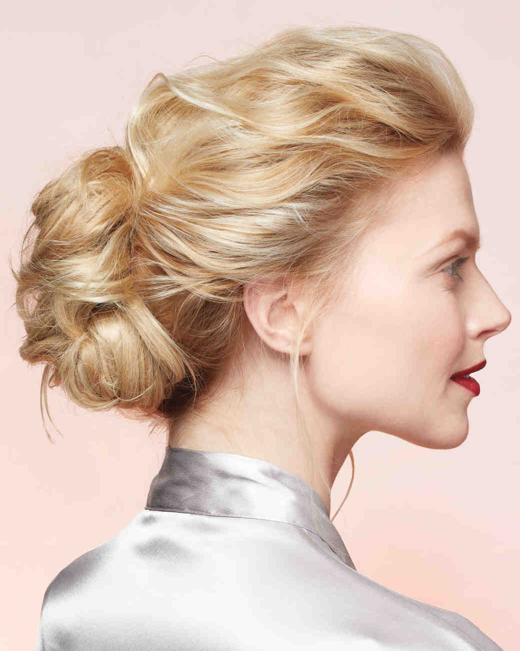Best ideas about Updo Hairstyle . Save or Pin DIY Wedding Hairstyles Now.