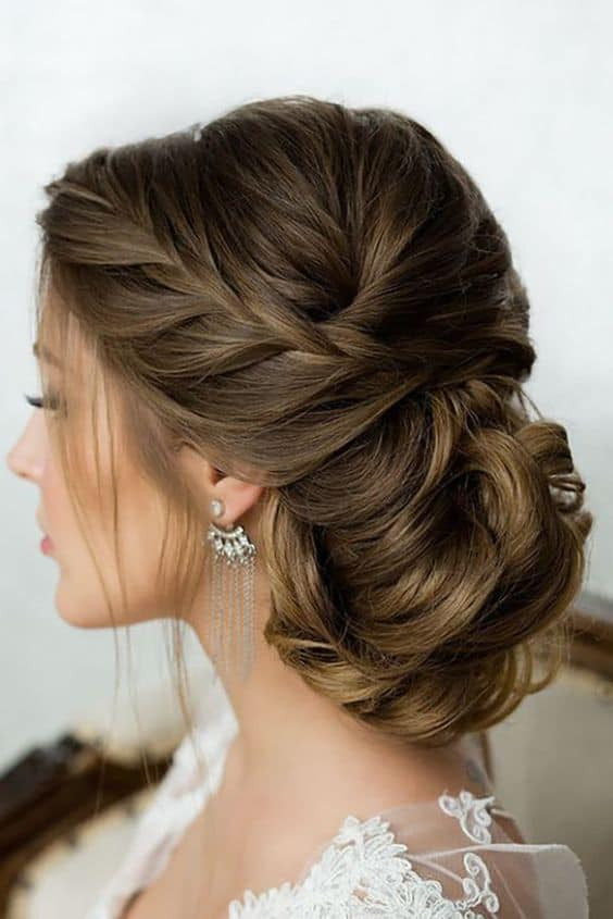 Best ideas about Updo Hairstyles For Prom . Save or Pin 10 Head Turning Prom Hairstyles Updos for Long Hair 2018 Now.