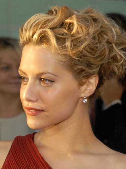 Best ideas about Updo Hairstyles For Short Hair . Save or Pin 14 Short Hair Updo for Wedding Now.