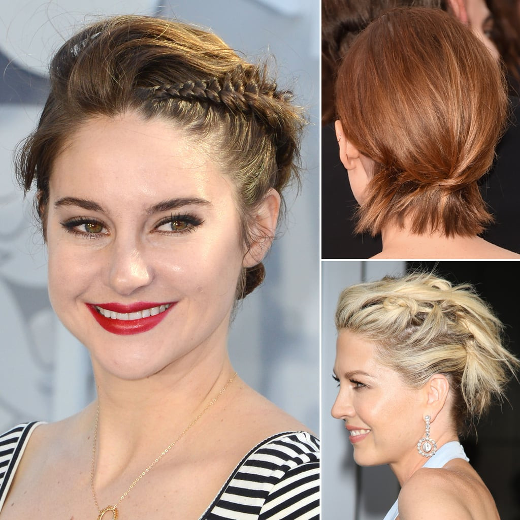 Best ideas about Updo Hairstyles For Short Hair . Save or Pin How to Do Updos For Short Hair and Bobs Now.