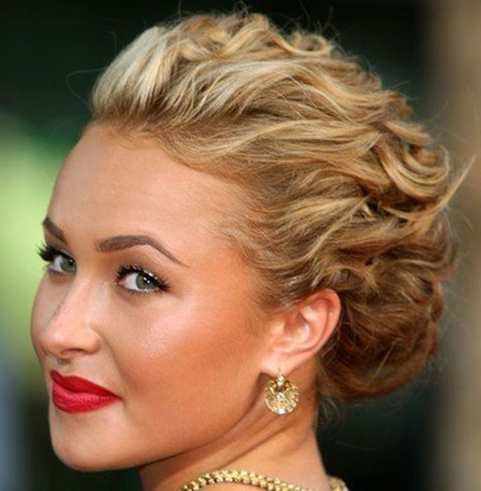 Best ideas about Updo Hairstyles For Short Hair . Save or Pin Smashing Updo Hairstyles for Short Hair Ohh My My Now.