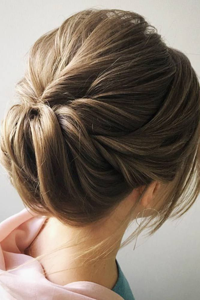 Best ideas about Updo Hairstyles For Short Hair . Save or Pin Best 25 Short hair updo ideas on Pinterest Now.