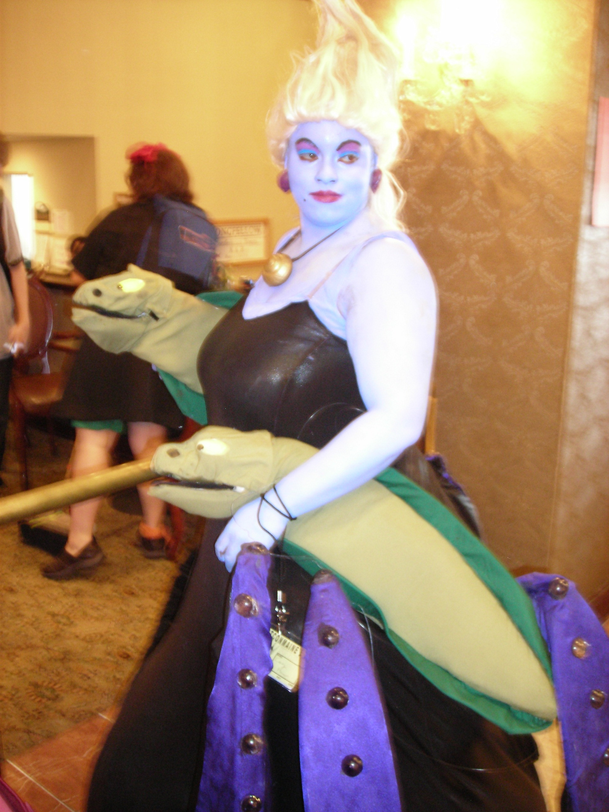 Best ideas about Ursula Costume DIY . Save or Pin Fabulous Ursula Costume at PortConMaine Now.