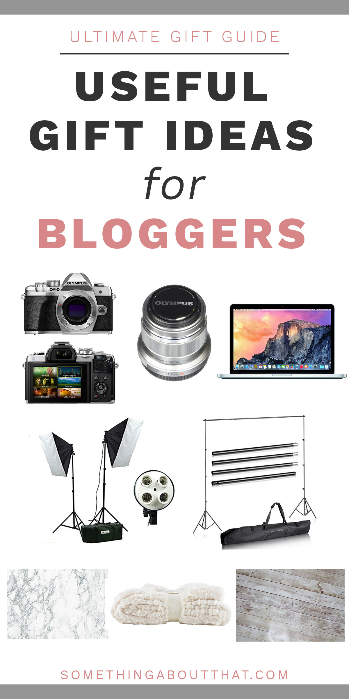 Best ideas about Useful Gift Ideas . Save or Pin Useful Gift Ideas for Bloggers Now.