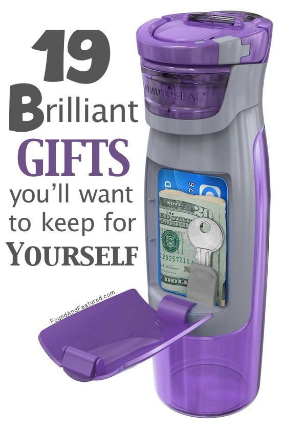 Best ideas about Useful Gift Ideas . Save or Pin 19 Brilliant Gifts You'll Want To Keep For Yourself Now.