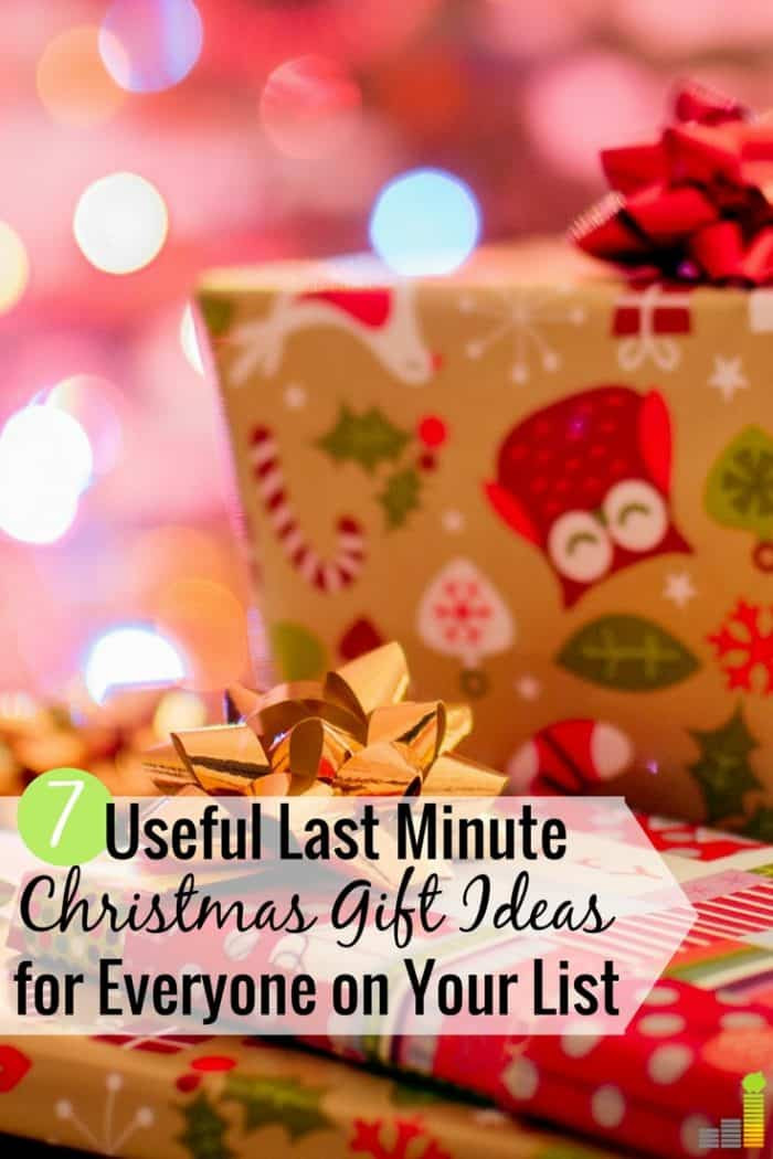 Best ideas about Useful Gift Ideas . Save or Pin 7 Useful Last Minute Christmas Gift Ideas for Everyone on Now.