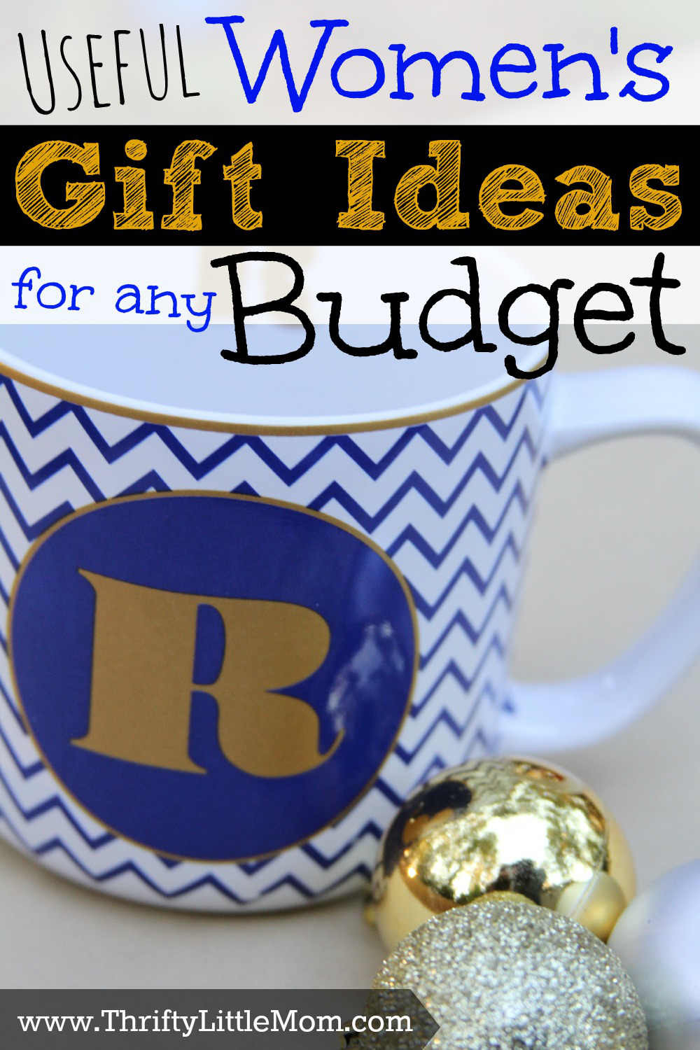 Best ideas about Useful Gift Ideas . Save or Pin Useful Women s Gift Ideas For Any Bud Now.