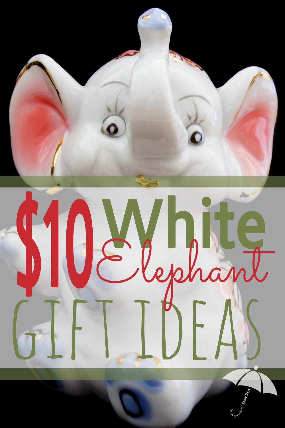 Best ideas about Useful White Elephant Gift Ideas . Save or Pin $10 White Elephant Gift Exchange Ideas Sunshine and Now.