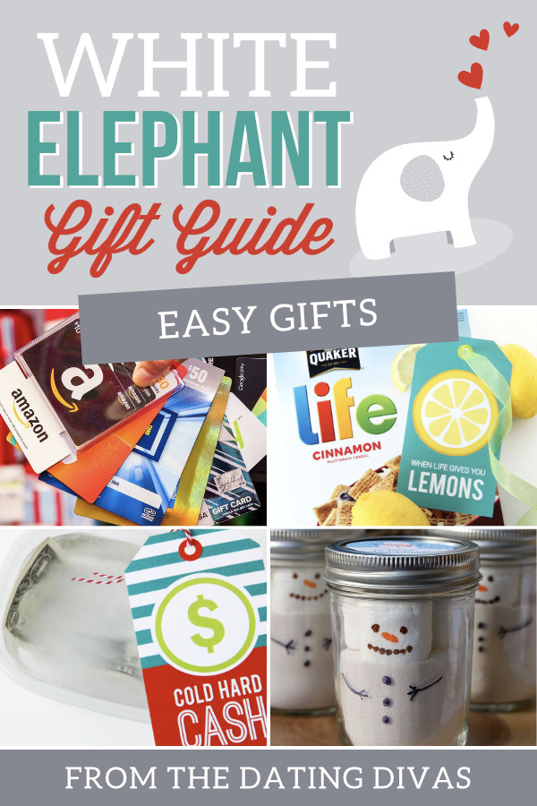 Best ideas about Useful White Elephant Gift Ideas . Save or Pin 50 Fun White Elephant Gift Ideas for 2018 The Dating Divas Now.
