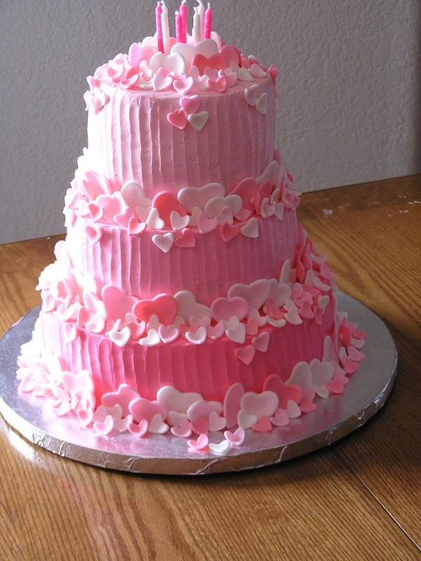 Best ideas about Valentine Birthday Cake . Save or Pin 12 best Valentine s Day Wedding Cakes images on Pinterest Now.