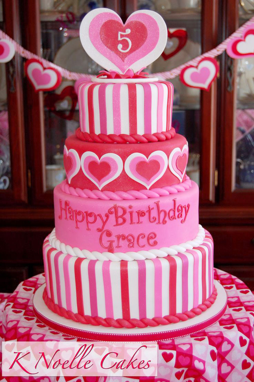 Best ideas about Valentine Birthday Cake . Save or Pin Valentines Cake For Birthday Birthday Cake Cake Ideas by Now.