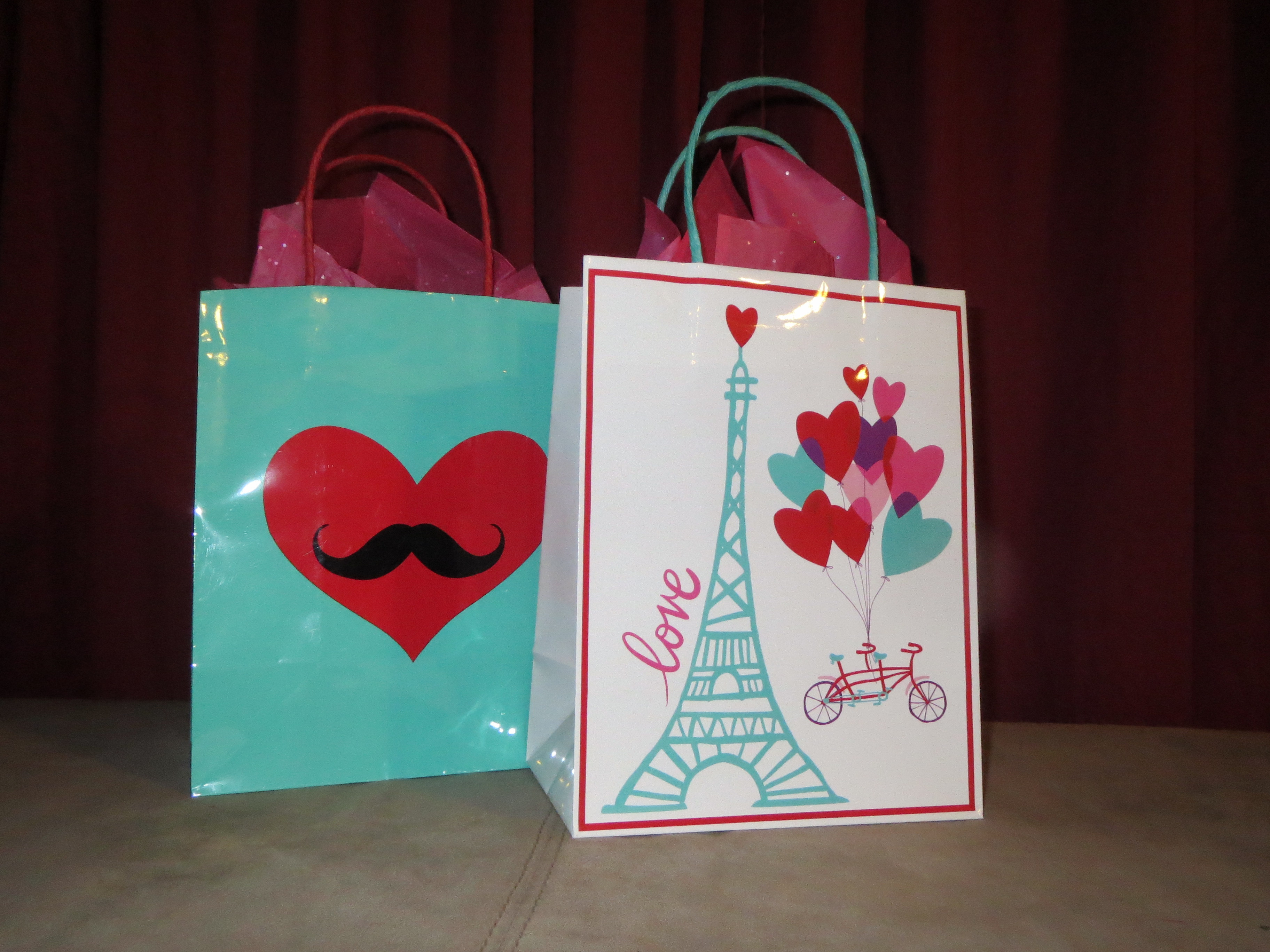 Best ideas about Valentine Gift Bags Ideas . Save or Pin 5 DIY Valentine's Gift Ideas Now.