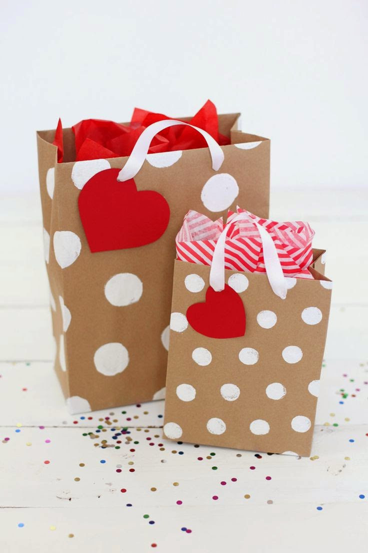 Best ideas about Valentine Gift Bags Ideas . Save or Pin Preschool Ponderings Valentine s Day Bags and Boxes Now.