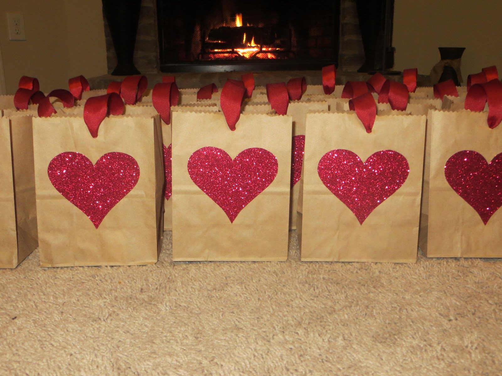 Best ideas about Valentine Gift Bags Ideas . Save or Pin Best 25 Valentines goo bags ideas on Pinterest Now.