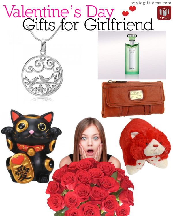 Best ideas about Valentine Gift Ideas For Girlfriend . Save or Pin Romantic Valentines Gifts for Girlfriend 2014 Vivid s Now.