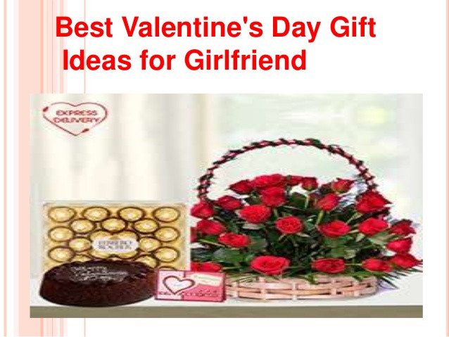 Best ideas about Valentine Gift Ideas For Girlfriend . Save or Pin Best Valentine s Day Gift Ideas for Girlfriend Now.