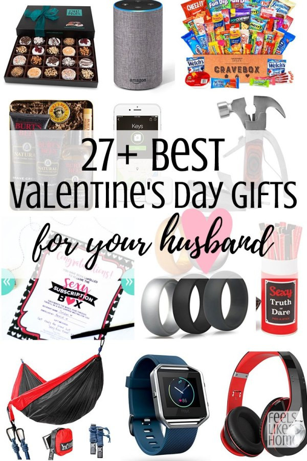 Best ideas about Valentine Gift Ideas For Husband . Save or Pin 27 Best Valentines Gift Ideas for Your Handsome Husband Now.