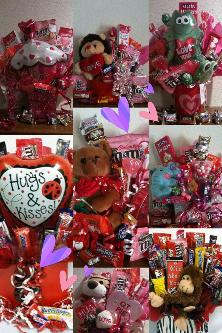 Best ideas about Valentine'S Day Gift Basket Ideas . Save or Pin 215 best Valentine s Day images on Pinterest Now.
