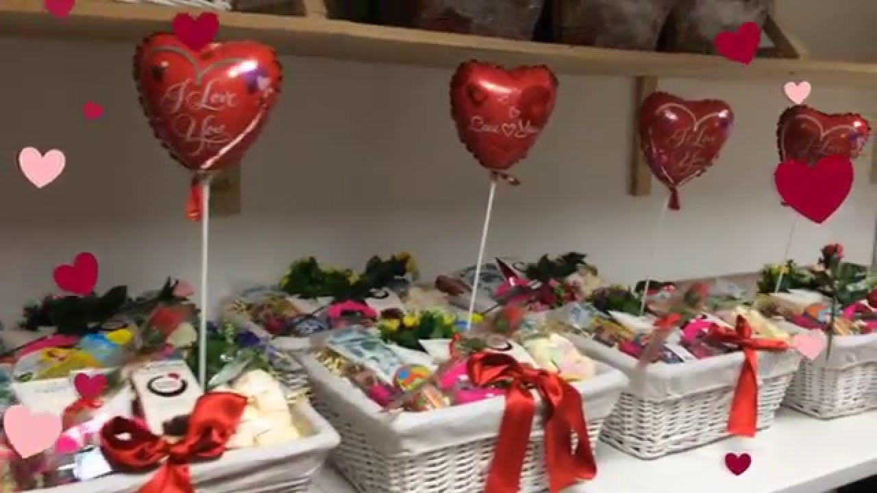 Best ideas about Valentine'S Day Gift Basket Ideas . Save or Pin Valentines Day 2016 Gift Basket Ideas Now.