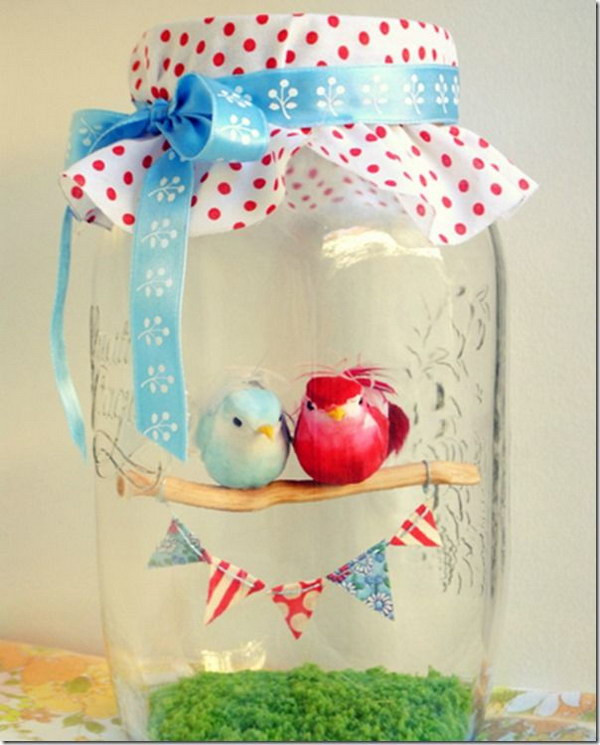 Best ideas about Valentines Craft Ideas For Adults . Save or Pin 70 DIY Valentine s Day Gifts & Decorations Made From Mason Now.