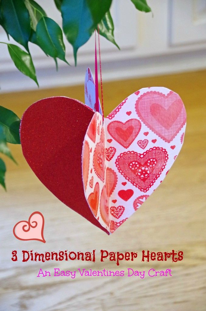 Best ideas about Valentines Craft Ideas For Adults . Save or Pin This easy Valentines Day craft idea is fun for both adults Now.