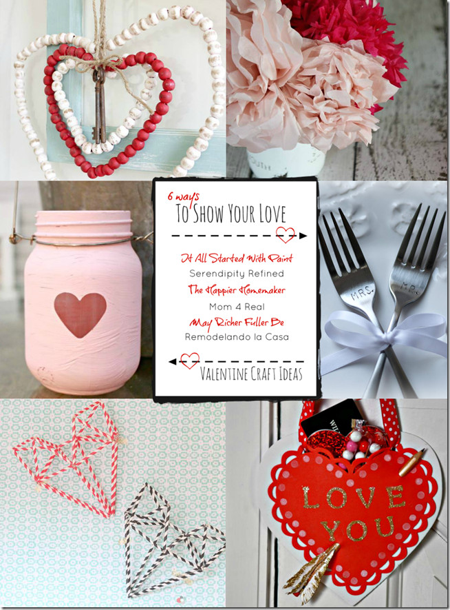 Best ideas about Valentines Craft Ideas For Adults . Save or Pin Valentine Craft Ideas Now.