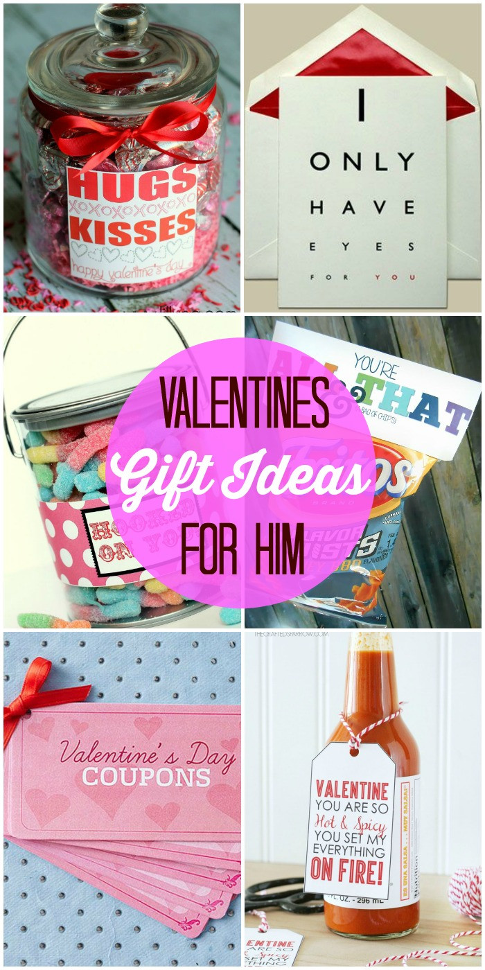 Best ideas about Valentines Day Gift Ideas For Boyfriend . Save or Pin Valentine s Gift Ideas for Him Now.