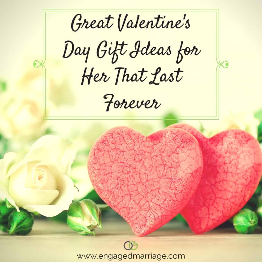 Best ideas about Valentines Gift For Her Ideas . Save or Pin Great Valentine's Day Gift Ideas for Her That Last Forever Now.