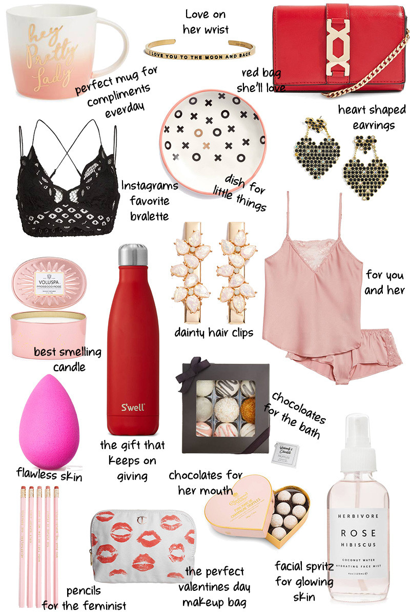 Best ideas about Valentines Gift For Her Ideas . Save or Pin Valentines Day Gift Ideas for Her Under $55 Citizens of Now.