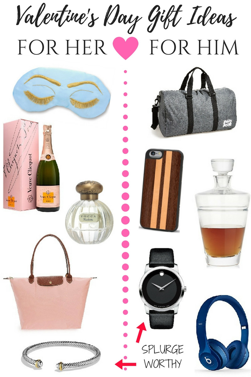 Best ideas about Valentines Gift For Her Ideas . Save or Pin Valentine s Day Gift Ideas for Her and Him Now.
