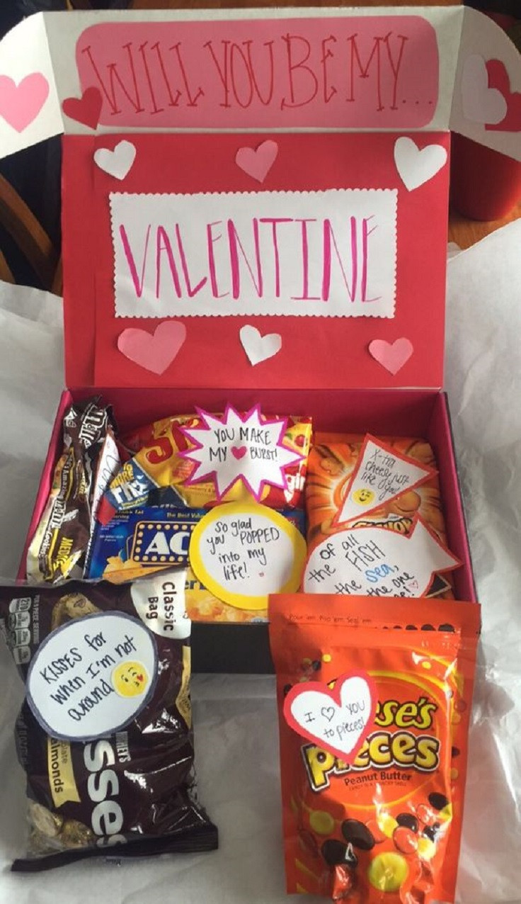 Best ideas about Valentines Gift Ideas For Boyfriend . Save or Pin 15 Low Cost and Lovable DIY Valentine s Day Gifts for Him Now.