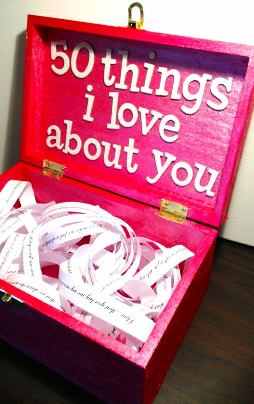Best ideas about Valentines Gift Ideas For Boyfriend . Save or Pin 26 Homemade Valentine Gift Ideas For Him DIY Gifts He Now.