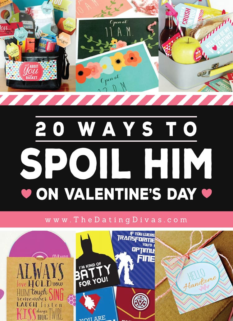 Best ideas about Valentines Gift Ideas For Husbands . Save or Pin 86 Ways to Spoil Your Spouse on Valentine s Day From The Now.