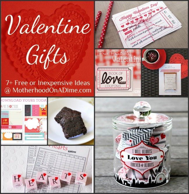 Best ideas about Valentines Gift Ideas For Husbands . Save or Pin Free & Inexpensive Homemade Valentine Gift Ideas Kids Now.