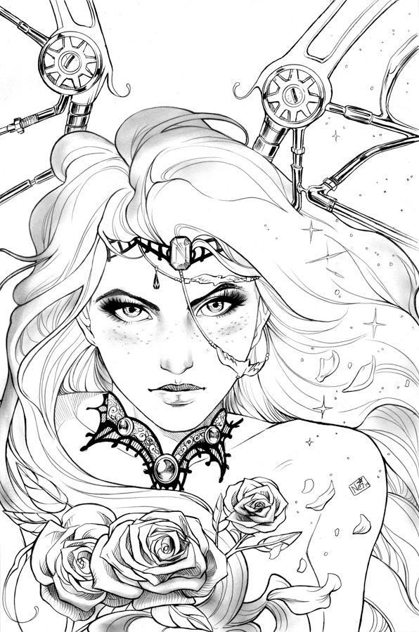 Best ideas about Vampire Coloring Pages For Adults . Save or Pin 22 best Coloriage VAMPIRE images on Pinterest Now.