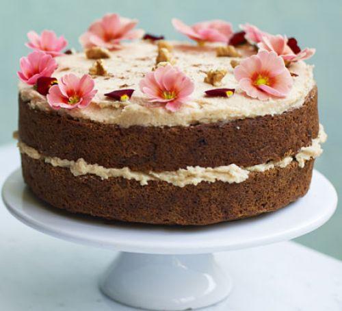 Best ideas about Vegan Birthday Cake Recipe . Save or Pin Vegan carrot cake recipe Now.