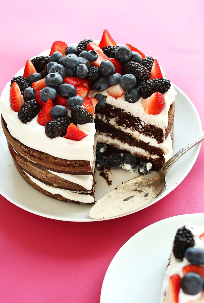 Best ideas about Vegan Birthday Cake Recipe . Save or Pin Gluten Free Birthday Cake Now.